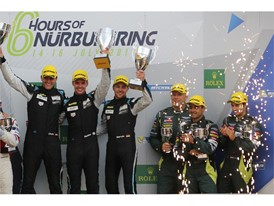 Nurburgring 6 Hours - LM GTE Am Podium
