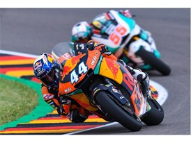 Miguel Oliviera Second Moto2 In Germany