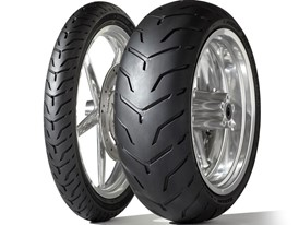 Dunlop D407 and D408 - Developed exclusively for Harley-Davidson