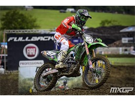 Sanayei took 8th in MX2