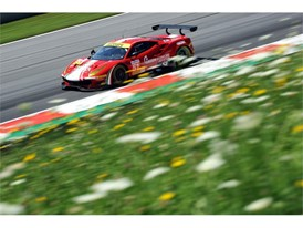 Spirit of Race Ferrari F488