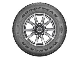 Nové Wrangler All-Terrain Adventure společnosti Goodyear zvítězily v testu univerzálních pneumatik časopisu DriveOut