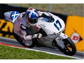 Oban racer John McPhee carries British Moto3 hopes