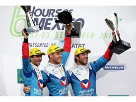 Vaillante Rebellion - LMP2 winners