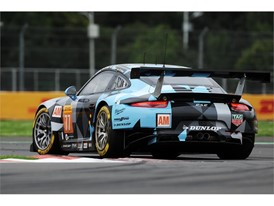 Dempsey-Proton Racing Porsche 911 RSR (991) - GTE Am