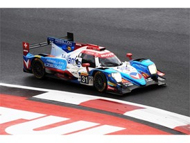 LMP2 winning Vaillante Rebellion Oreca