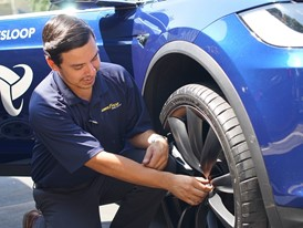 Goodyear Announces Intelligent Tire Trial - Expands Fleet Management Solution for Semi-Autonomous Fleet
