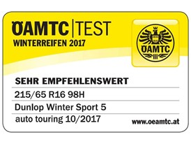 OAMTC-Test win logo