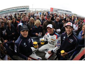 Colin Turkington, Rob Collard and Andrew Jordan are among those taking part in Dunlop's Fastest Coffee Morning