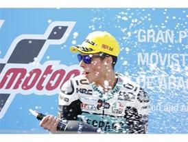Joan Mir - Moto3 leader