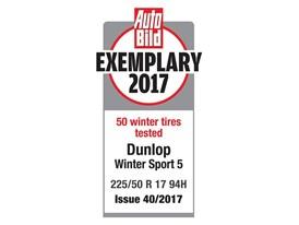 Auto Bild Dunlop_english