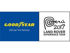 Goodyear partnership logo_ Land Rover Experience Tour 2017