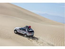 Goodyear oficiálním partnerem Land Rover Experience Tour Peru