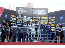 LMP2 Podium - 4 Hours of Portimao - Dunlop's 17th consecutive win