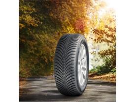 Goodyear Vector 4Seasons Gen-2 zvítězila v testu celoročních pneumatik časopisu Auto Bild