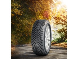 Goodyear Vector 4Seasons Gen-2 zvíťazila v teste celoročných pneumatík časopisu Auto Bild
