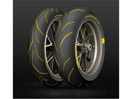 Dunlop SportSmart TT - For road and track