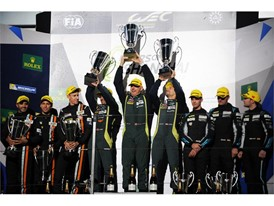 Aston Martin Racing tops all-Dunlop LM GTE Podium