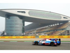 #31 Vaillante Rebellion Oreca wins in Shanghai