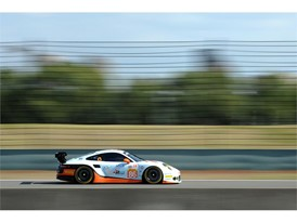 Gulf Racing Porsche takes best ever WEC finish with second