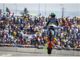 Dunlop celebra il Mondiale di Franco Morbidelli in Moto2