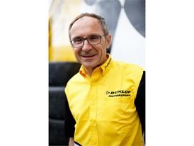 Jean-Felix Bazelin, Dunlop
