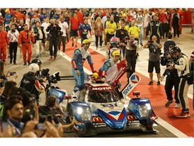 #31 Vaillante Rebellion Oreca wins in Bahrain