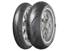 Dunlop vstupuje s novými SportSmart TT do segmentu pneumatik jak pro volné jízdy na okruhu, tak pro silniční použití