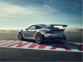 Dunlop Sport Maxx Race 2 approved by Porsche for the new 911 GT2 RS