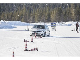 Goodyear Winter Press Event - Slalom_02