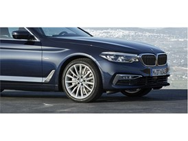 Goodyear tire equipped on BMW 5 Series