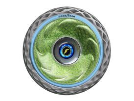 Goodyear odhaluje Oxygene, koncept pneumatik pro čistší a pohodlnější městskou dopravu