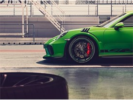 Dunlop Sport Maxx Race 2 on Porsche 911 GT3 RS