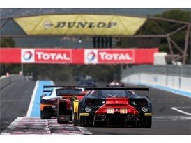 Race action at Paul Ricard