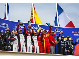 Paul Ricard LMP2 podium