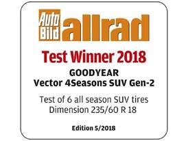 Auto Bild allrad Goodyear_Vector_4Seasons_SUV Gen-2_en
