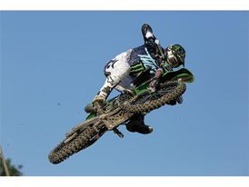 Clement Desalle flies in Russia