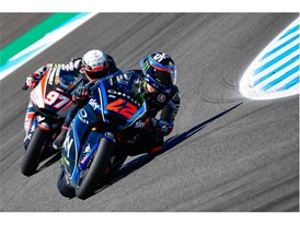 Francesco Bagnaia was Moto2 winner at COTA