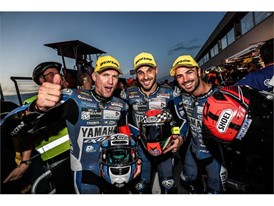 GMT94's Checa, Canepa & Di Meglio celebrate Slovakia success