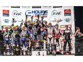 Superstock Podium - Slovakia Ring