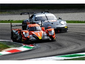 Winning G-Drive Racing Oreca
