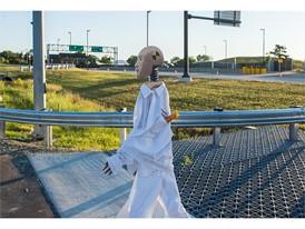 Mcity_Robot Pedestrian