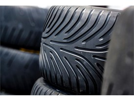 Wet tyres - new for  2018 specification