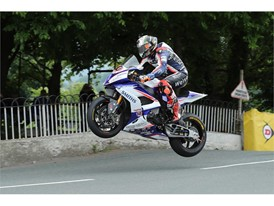 Peter Hickman - Superstock TT winner and lap record holder