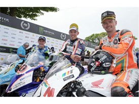 Peter Hickman and Conor Cummins take two podium places