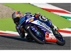 Jorge Martin Le Mans Record Holder in Moto3