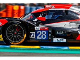 TDS Racing Oreca takes fourth place