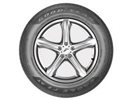 Goodyear Eagle F1 Asymmetric SUV AT tire shot_Sidewall