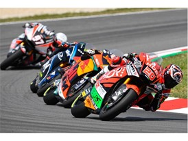 Fabio Quartararo became the youngest Frenchman to win in Moto2