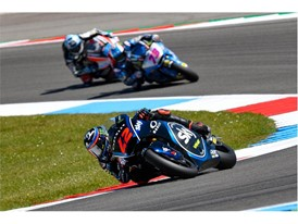Francesco Bagnaia extended his Moto2 series lead with a dominant performance in Catalunya